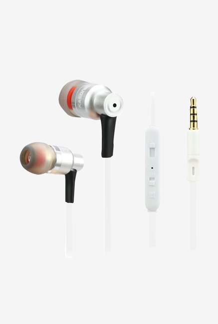Kasonic Universal Housing Earbuds Tough  Headphone