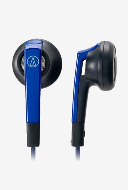 Audio Technica ATH-C505iS BL Headphones (Black)