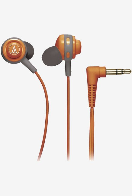 Audio Technca Ath-Cor150or In The Ear (Orange)