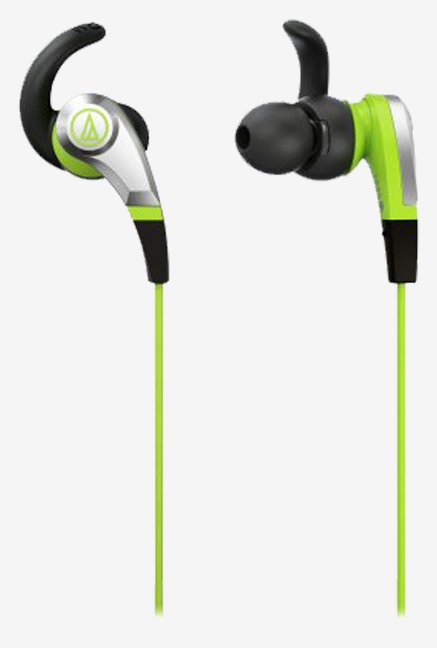 Audio Technica ATH-CKX5 GR Sonic Fuel headphones (Green)