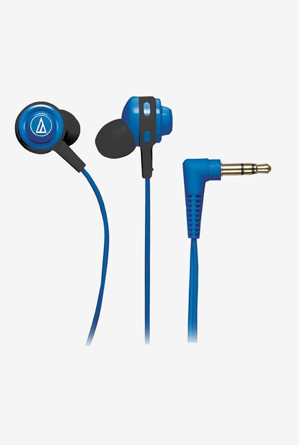 Audio Technica ATH-Cor150bl In The Ear (Blue)