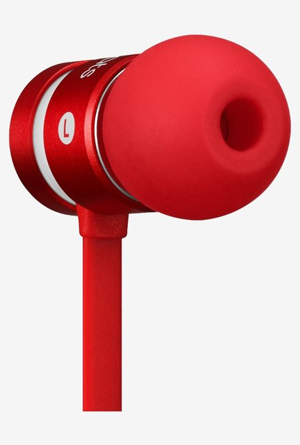Beats urBeats BT in UB CW In the Ear Headphone (Red)