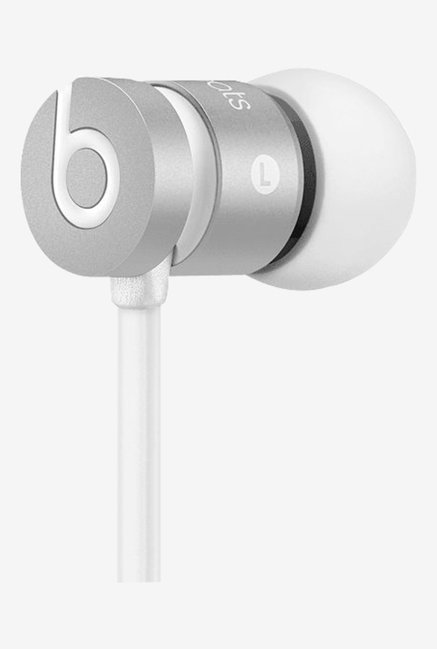 Beats urBeats MK9Y2ZM/A In the Ear Headphones (Silver)
