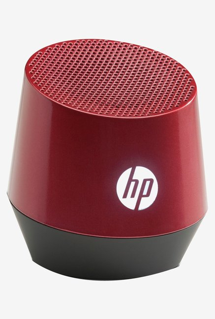 HP S4000 Mini Portable Speaker (Red)