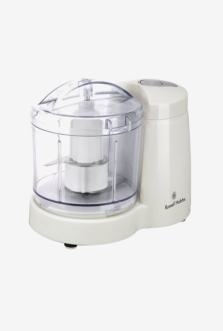 Russell Hobbs RCH120 120 Watt 0.7 L Chopper (White)