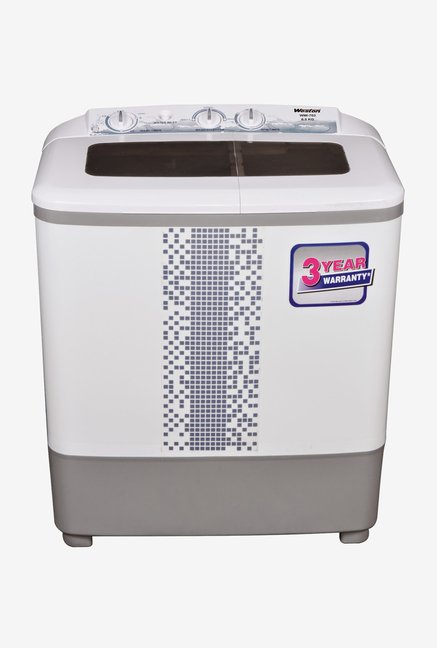 Weston WMI 701 6.5 kg Semi Automatic Washing machine (White)
