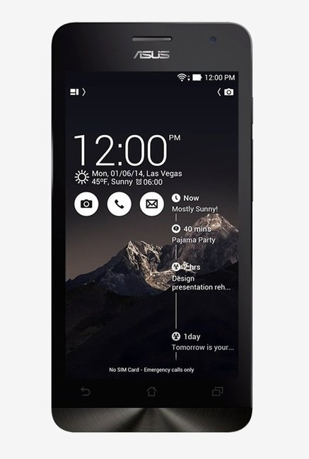 Asus Zenfone 5 (Charcoal Black, 8GB)