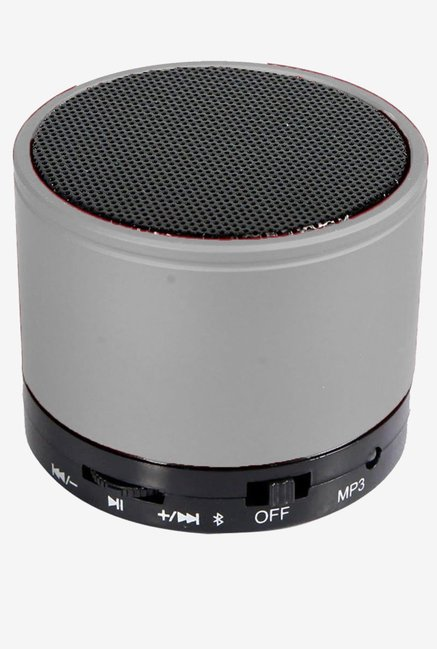 UBON BT-20 Wireless Bluetooth Speaker (Silver)
