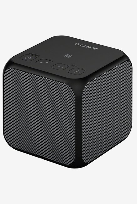 Sony SRSX11B.CE7 Portable Bluetooth Wireless Speaker (Black)