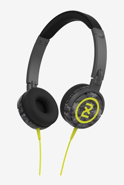 Skullcandy X5SHGZ-847 2XL Shakedown Headphone (Gray)
