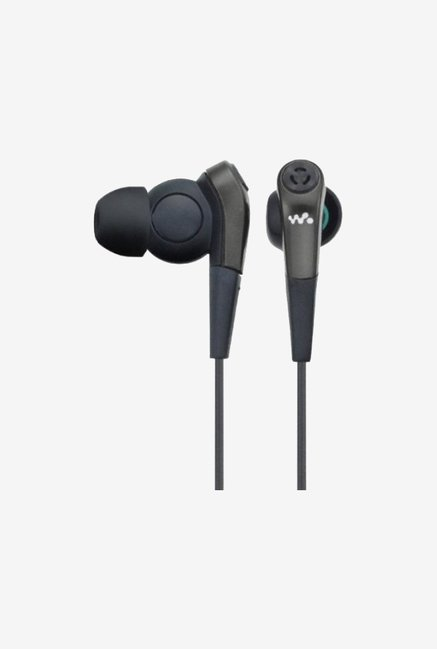 Sony MDR-NWNC33(B) In The Ear Noise-canceling (Black)
