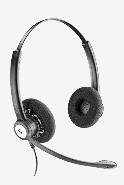 Plantronics Entera HW121N Headset (Black)