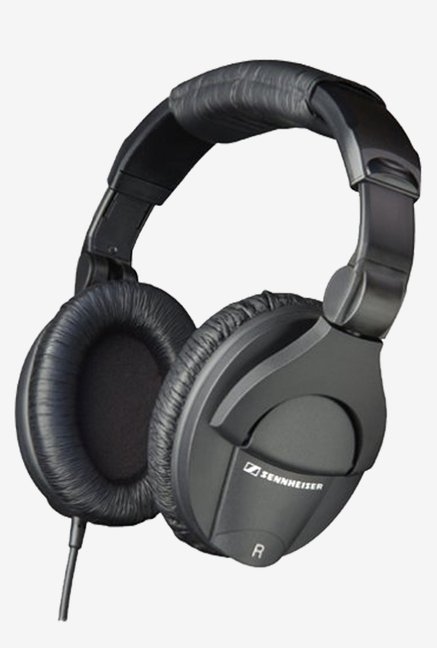 Sennheiser 004974 On the Ear Headphone (Black)