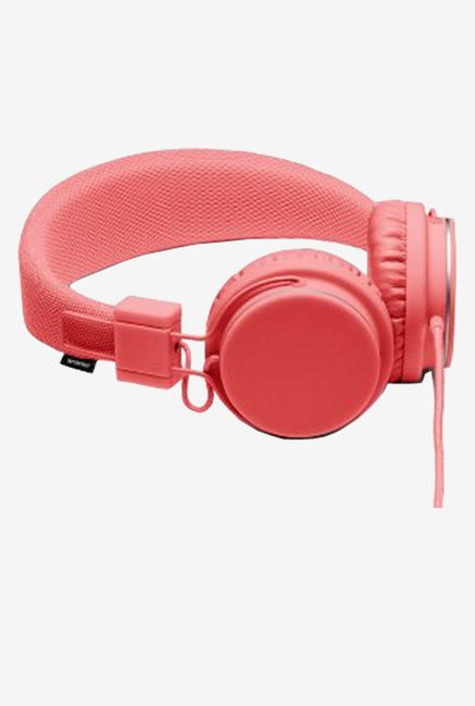Urbanears Plattan 151607 On The Ear Headphone (Coral)