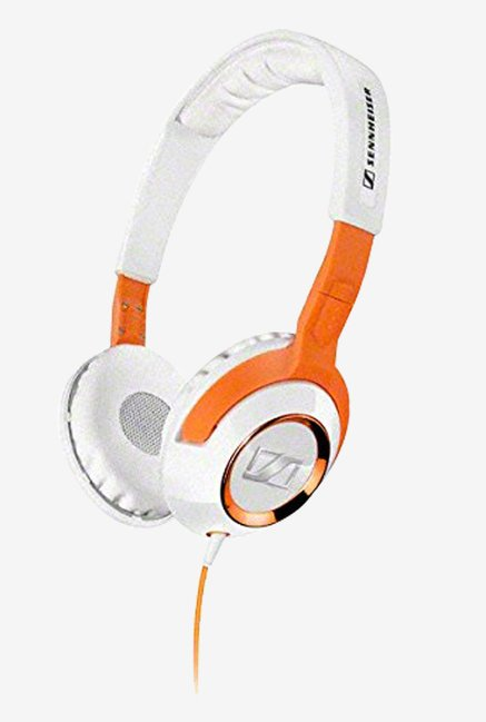 Sennheiser HD 229 On the Ear Headphone (White)