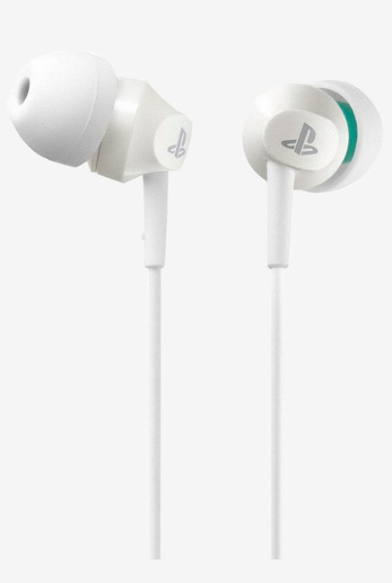 Sony SCZM-92092 Inner Ear Headphones (White)