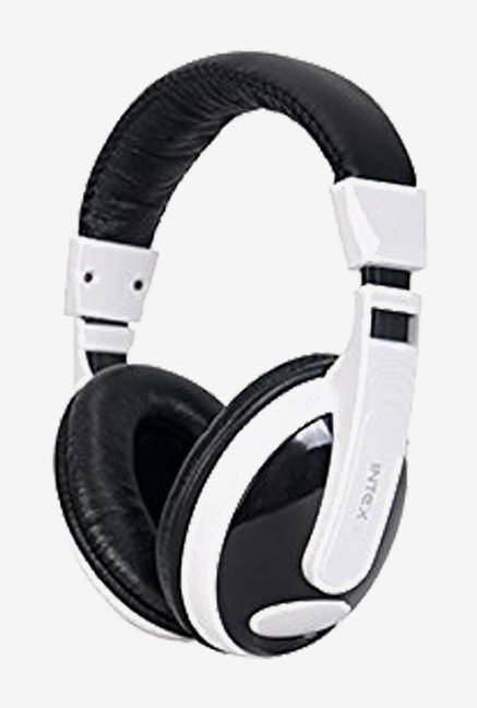 Sony Stereo Headphones With Mic (White)