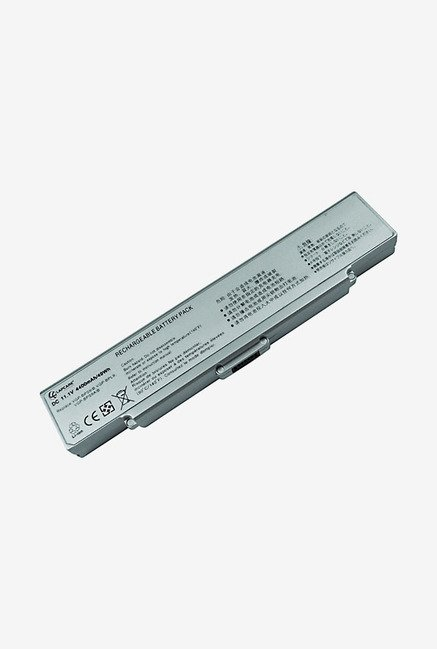 Lapcare BPS9 4400mAh 6 Cell Li-ion Laptop Battery (Silver)