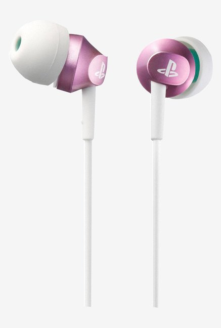Sony In the Ear Headphones For PSP SCZM-92096 (Pink)