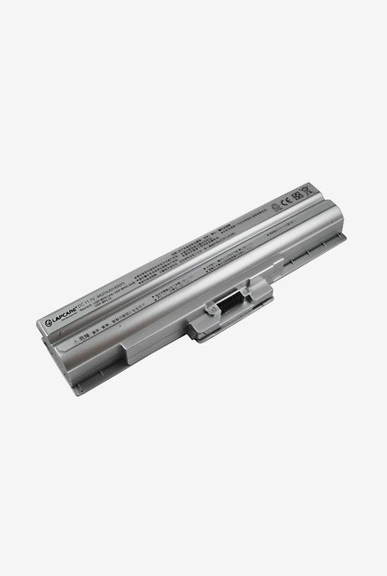 Lapcare BPS13 4400mAh 6 Cell Li-ion Laptop Battery (Silver)