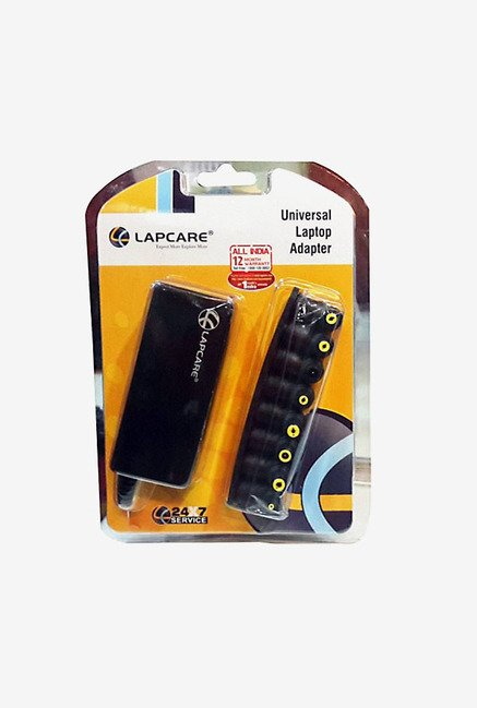 Lapcare UNI40w 40 Watt Universal Adapter (Black)