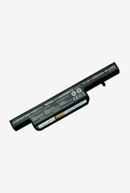 Lapcare C4500-BAT6 4400mAh 6 Cell Laptop Battery (Black)