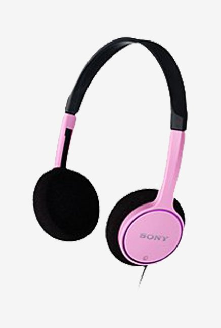 Sony MDR-222KD Children's Headphones (Pink)