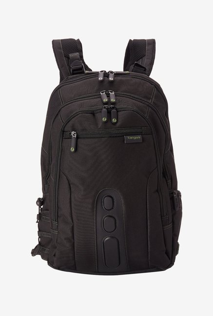 "Targus Spruce EcoSmart TBB013AP-71 15.6"" Backpack (Black)"