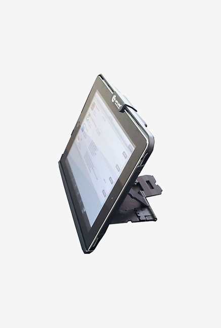 Lapcare LAPISWL Ipad Stand with lock (Black)