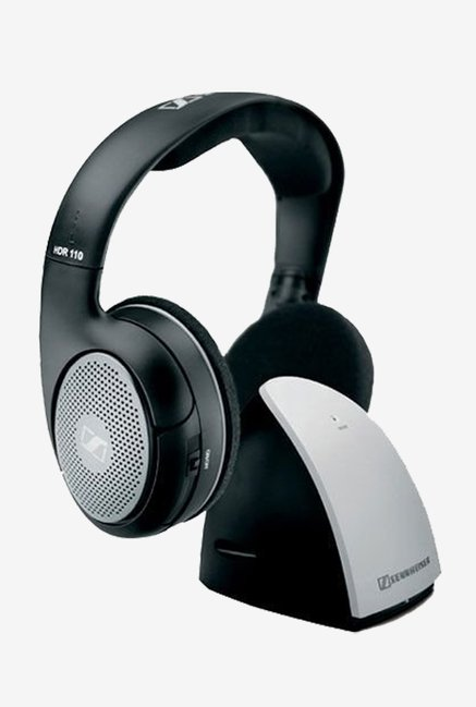 Sennheiser RS 110 II Wireless Headphones - Black