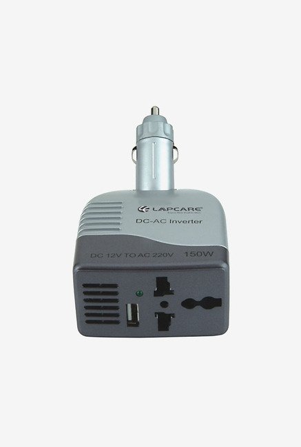 Lapcare LAPPI150W Power Inverter (Silver)