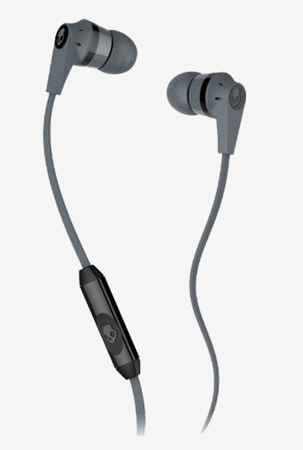 Skullcandy S2IKFY-024  Headphone (Gray/Black)