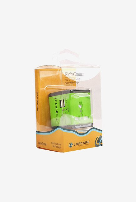 Lapcare NT580 Travel Adaptor (Green)