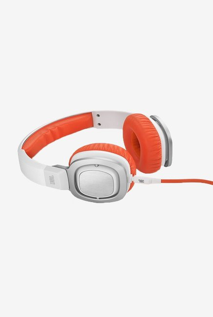 JBL J55 High Performance On the Ear Headphone (Orange)