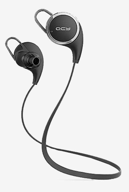 QCY Qy8 QCYRA-23 In the Ear Wireless Headphones (Black)