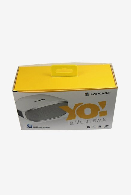 Lapcare LBS-666 Bluetooth Speaker (White)