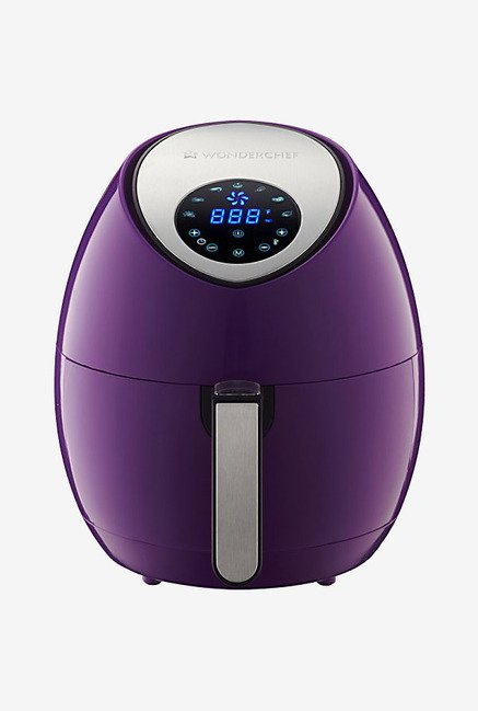 Wonderchef Caruso Digital Air Fryer (Purple)