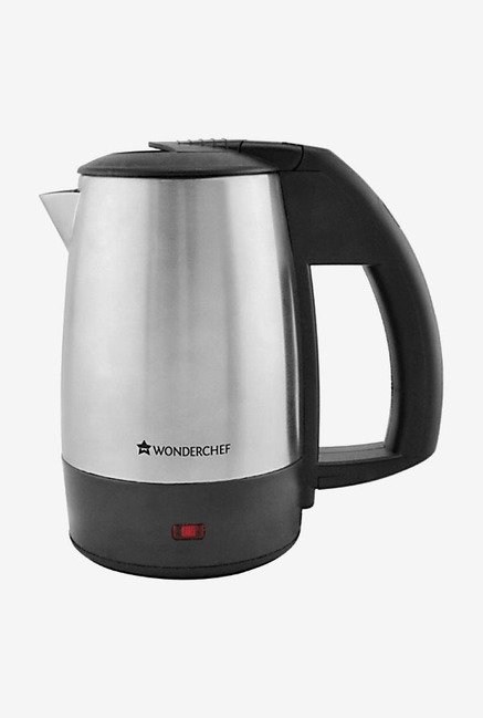 Wonderchef Prato 0.5L SS Electric Kettle (Silver)