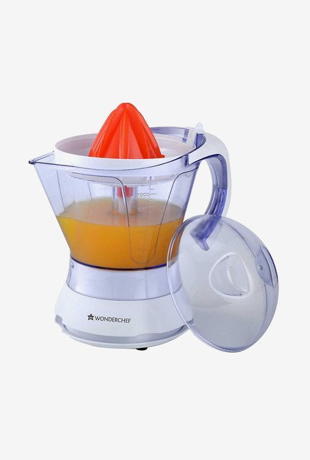 Wonderchef 1.2 Liters 30 Watt Citrus Juicer (White)