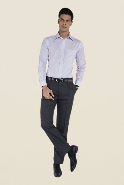 Park Avenue Purple Shirt