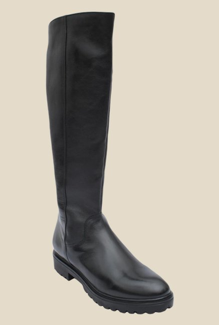 Salt 'n' Pepper Box Black Casual Boots