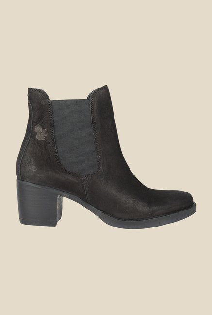 Salt 'n' Pepper Juliet Black Chelsea Boots