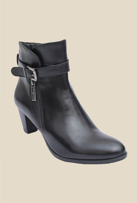 Salt 'n' Pepper Rozy Black Casual Boots