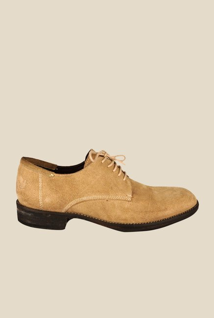 Salt 'n' Pepper Ray Dune Derby Shoes