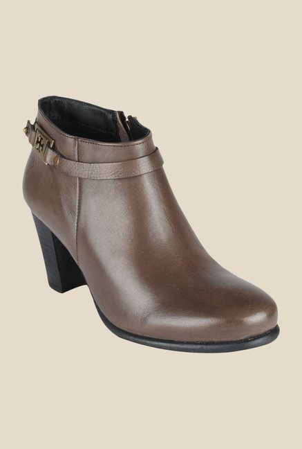 Salt 'n' Pepper Greta Seal Casual Boots