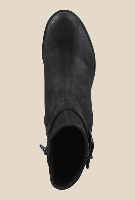 Salt 'n' Pepper Juliet Black Casual Boots