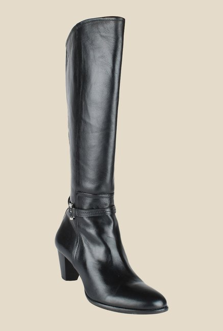 Salt 'n' Pepper Rosy Black Casual Boots