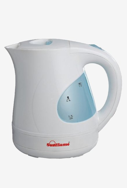 Sunflame SF-174 1.2-Litre Kettle (White)