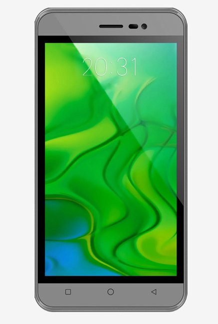 Intex Aqua Air 5 inches Display (Grey)