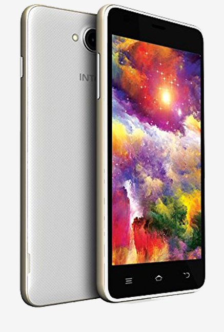 Intex Aqua Sense 5.0 Android v5.1 Lollipop OS (Silver)